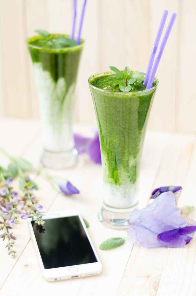 Immunity boosting smoothies